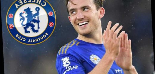 Chelsea plotting £50m Ben Chilwell transfer swoop with Leicester full-back eyed as Emerson replacement – The Sun
