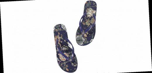 These Elegant Tory Burch Flip Flops Start at Just $43