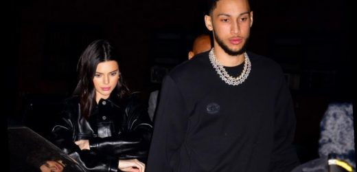 Kendall Jenner's Might Not be On/Off Fling Ben Simmons' Type, Based on His Dating History