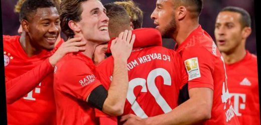 Union Berlin vs Bayern Munich FREE: Live stream, TV channel, TODAY's kick-off time and team news for Bundesliga game