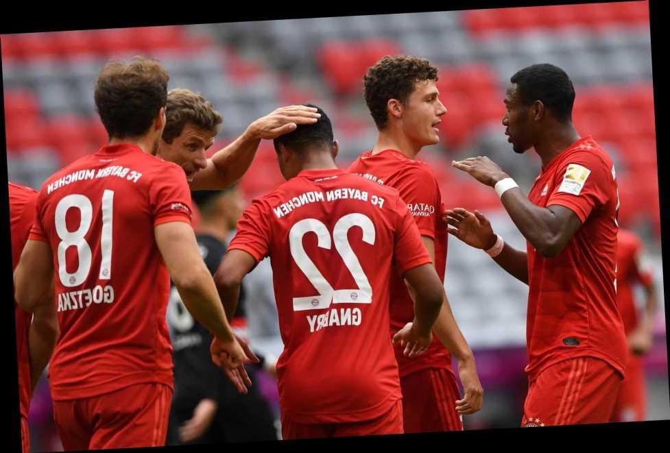 Live Stream Bayern Leverkusen