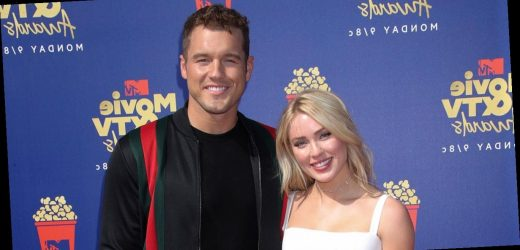Colton Underwood Has the Best Response When Troll Asks About Cassie Split