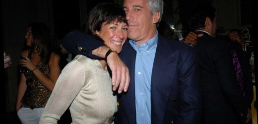 Ghislaine Maxwell demanded Jeffrey Epstein staff 'never look master in the eye'