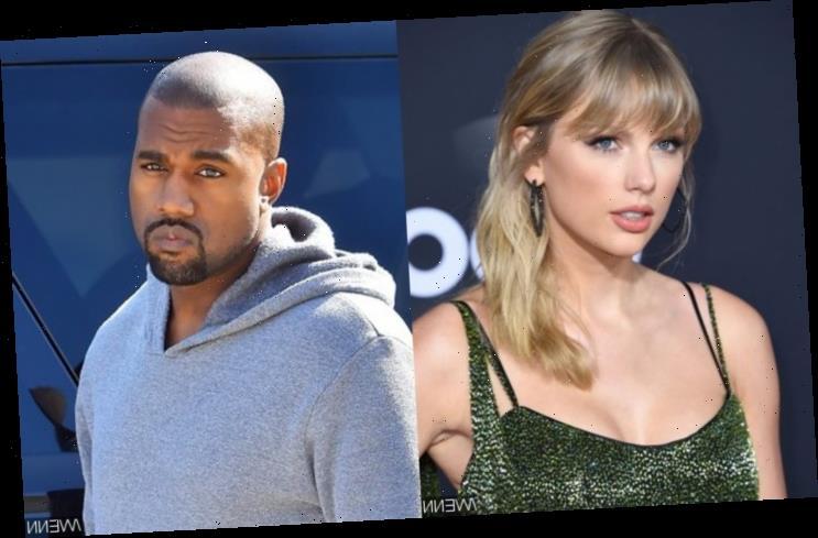 Fans Convinced Taylor Swift Throws Subtle Jab at Kanye ...