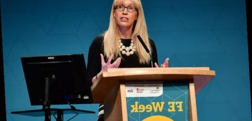 Ofqual chief regulator Sally Collier QUITS after exam grades chaos