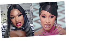 """Cardi B and Megan The Stallion's """"WAP"""" Music Video Features 7 Incredible Hair Changes and 9 Epic Manicures"""