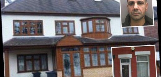 Property empire worth £17million bought with 'dirty money' by drug gang is seized by 'Britain's FBI'
