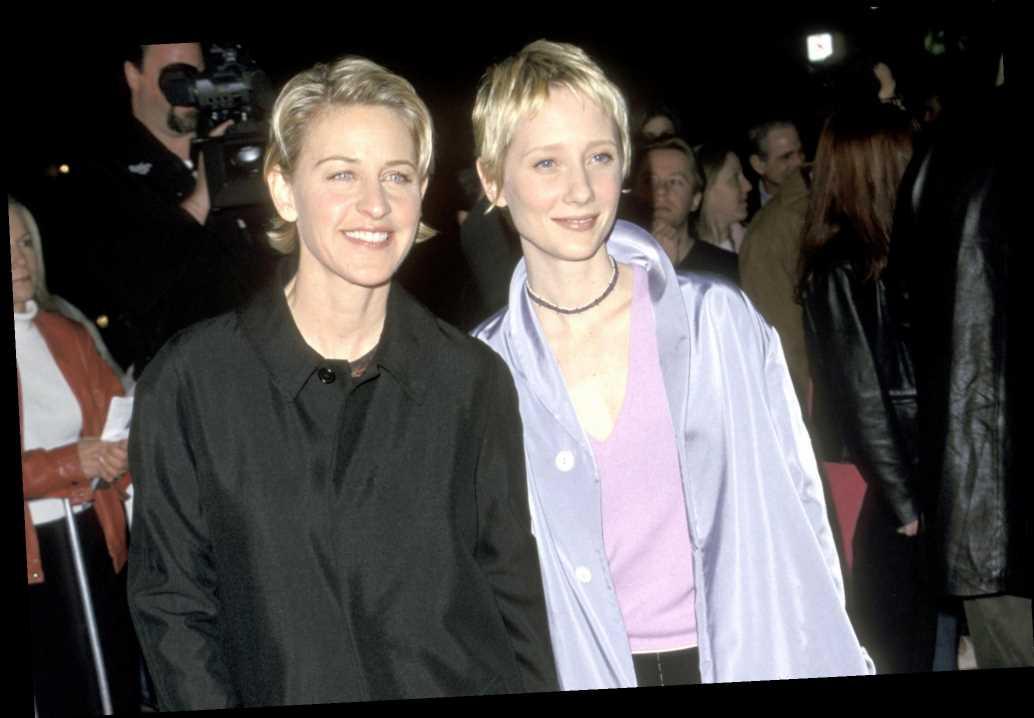 Ellen DeGeneres ex Anne Heche says listen to those who