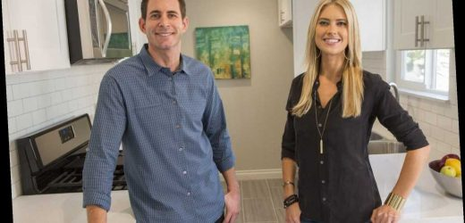 Christina Anstead Shares Video of Ex and Flip or Flop Costar Tarek El Moussa Doing His Makeup