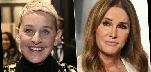 Why Caitlyn Jenner isn't a fan of Ellen DeGeneres