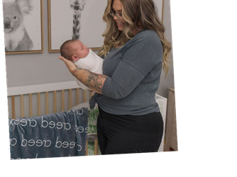 """Kailyn Lowry Claps Back at Claim That Creed Is """"Too White"""" to Be Chris Lopez's Son"""