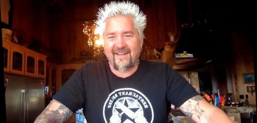 Guy Fieri shares a favorite pandemic recipe, discusses love for this cuisine