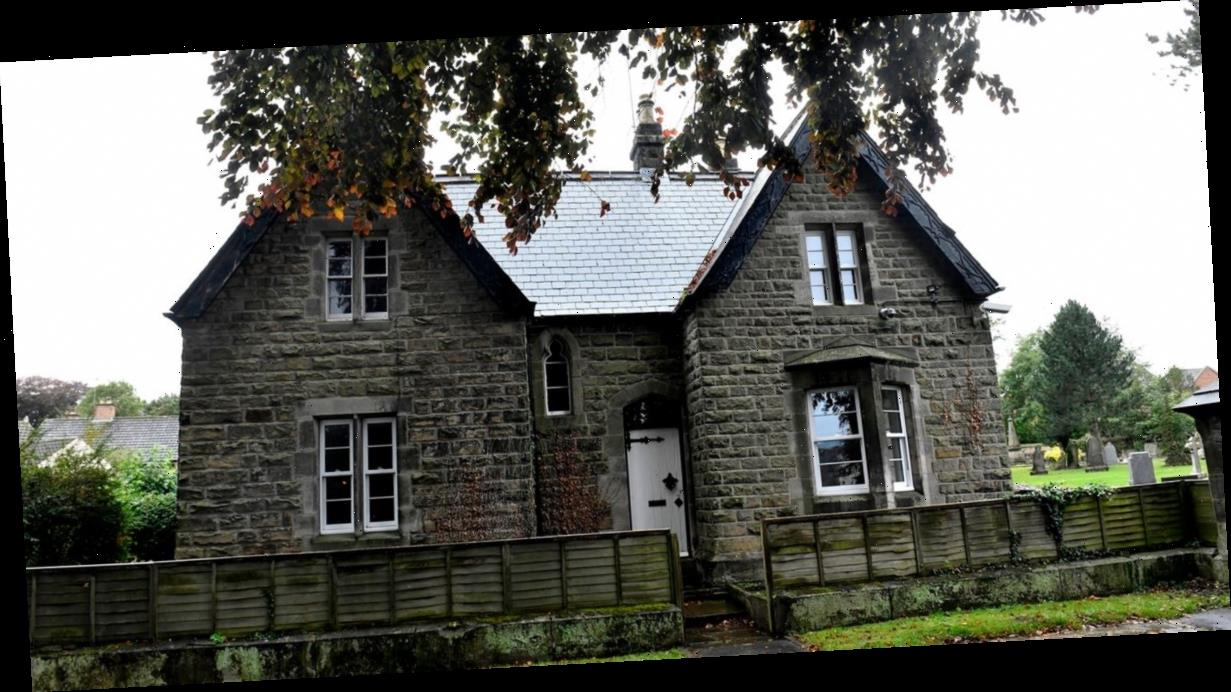 Three-bedroom home by graveyard on sale for £250k – and you get free burial plot