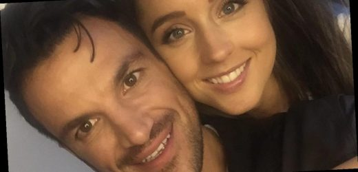 Peter Andre's wife Emily left pained after being forced to reject son's cuddle