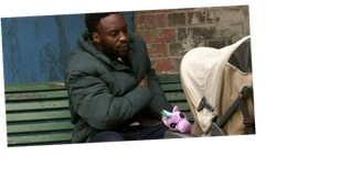 Corrie fans baffled by Michael baby kidnap 'blunder' as he hides in park