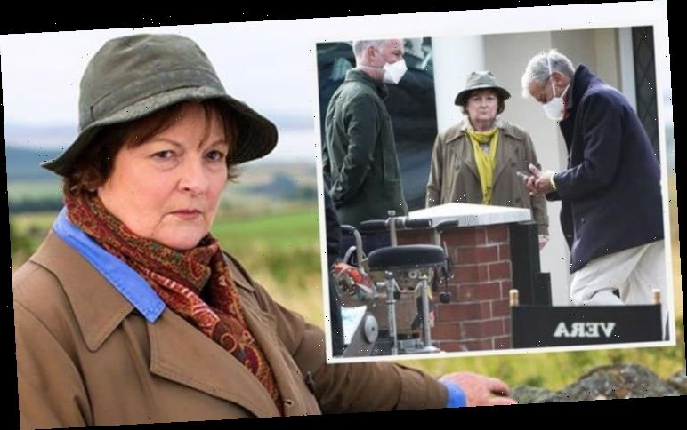 Vera season 11: Brenda Blethyn returns to filming as major changes to series announced