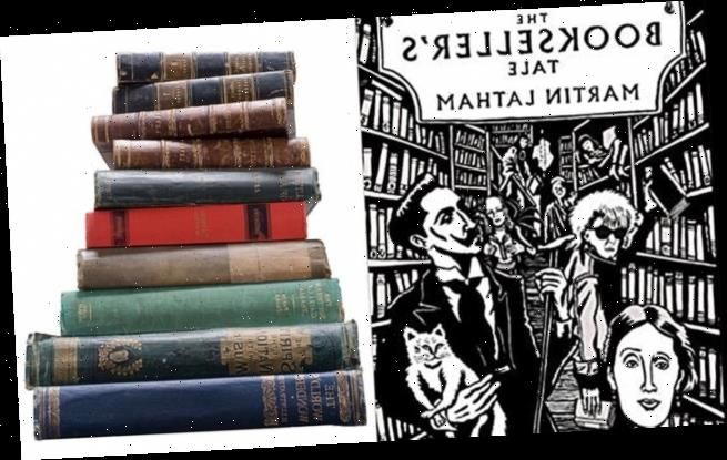 Bookseller Martin Latham explores why we love books so much