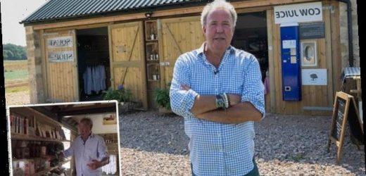 SEBASTIAN SHAKESPEARE: Farm shop spat puts Jeremy Clarkson into a spin