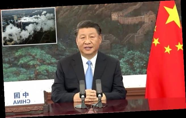 President Xi pledges China to go carbon-neutral by 2060