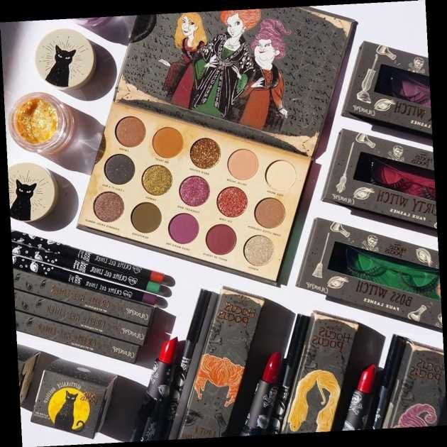 ColourPop's 'Hocus Pocus' Collection Lets You Channel Your Inner Sanderson Sister