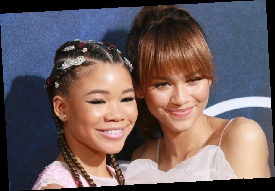 These Videos Of The 'Insecure' Cast & Storm Reid Celebrating Zendaya's Emmy Win Will Make Your Day