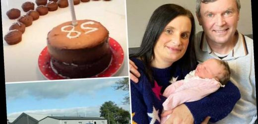 Noel and Sue Radford celebrate 28th wedding anniversary by buying holiday home & share sweet surprise from their 22 kids