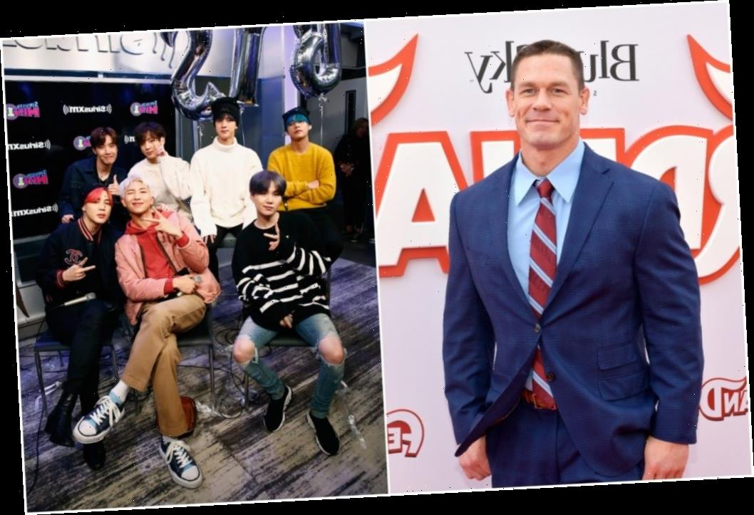 BTS Fanboy John Cena Reveals What Made Him First Fall in Love With the Group