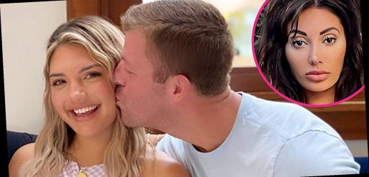 Love Is Blind's Damian Kisses Giannina After Outing With Francesca Farago