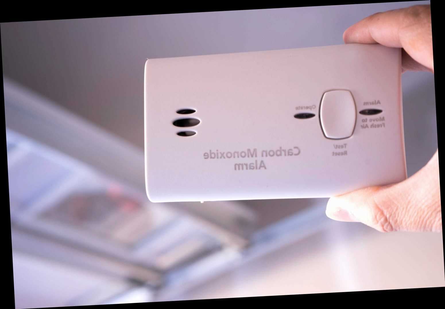 Quarter of Brits risk lives by not having carbon monoxide alarm in their home