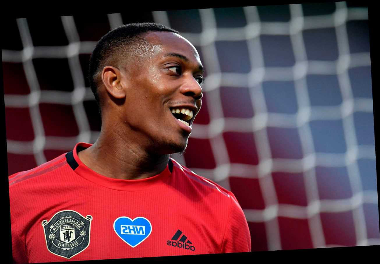 Football betting tips: Martial to score, Chelsea goal-fest plus Liverpool vs Arsenal – Premier League predictions – The Sun