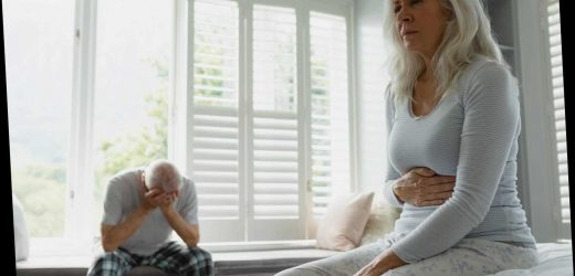 My husband is dying of cancer but won't even talk to me – do I walk away?