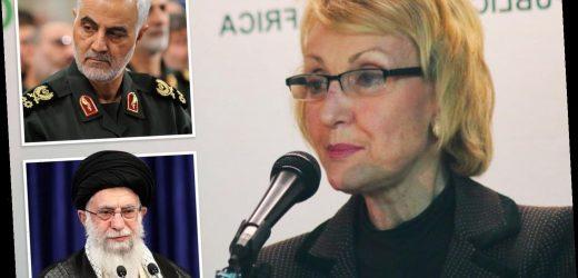 Iran 'plotting ASSASSINATION of US ambassador and longtime Trump friend Lana Marks' as revenge for Soleimani killing