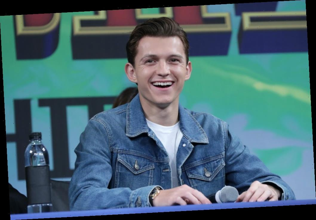 The 2 Avengers Tom Holland Would Choose to Be Stuck on a Desert Island With