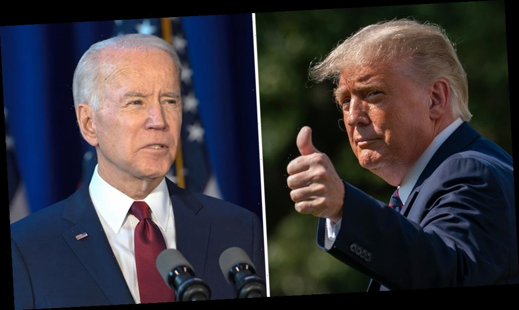 Presidential Debate Quickly Goes Off The Rails As Donald Trump Repeatedly Interrupts Joe Biden
