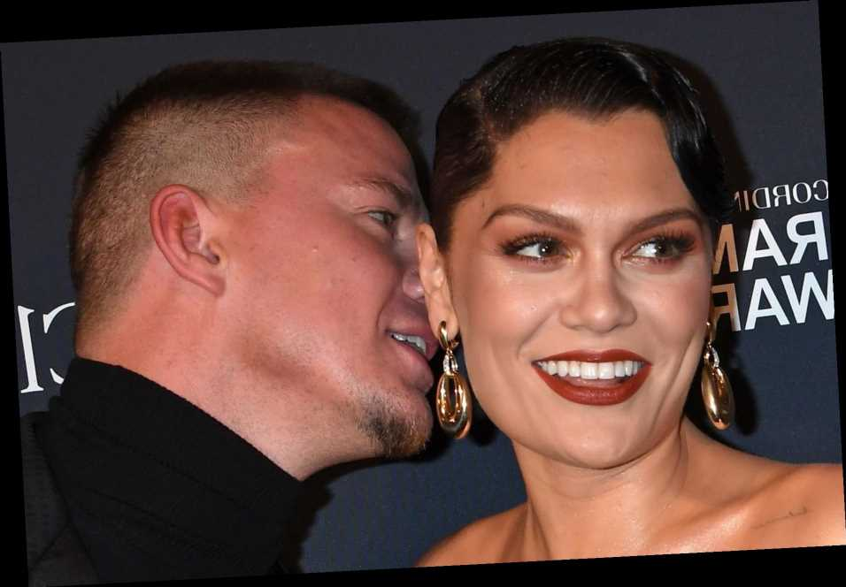Are Channing Tatum and Jessie J still together?