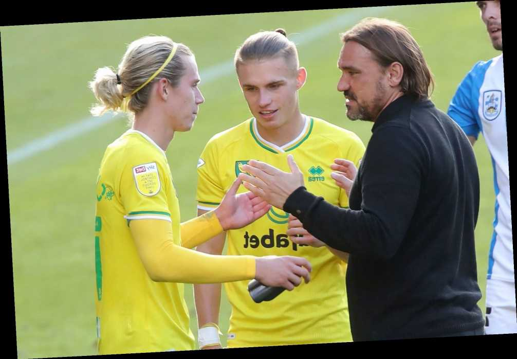 Leeds transfer target Cantwell axed for Bournemouth defeat after dropping standards in training, says Norwich boss Farke