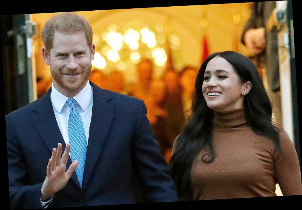 Prince Harry signing Netflix deal with Meghan Markle is 'exploiting' Buckingham Palace, former minister claims