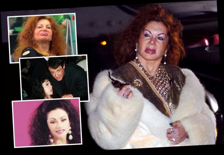 Jackie Stallone was one of Celebrity Big Brother's greatest stars thanks to iconic entrance and legendary put-downs