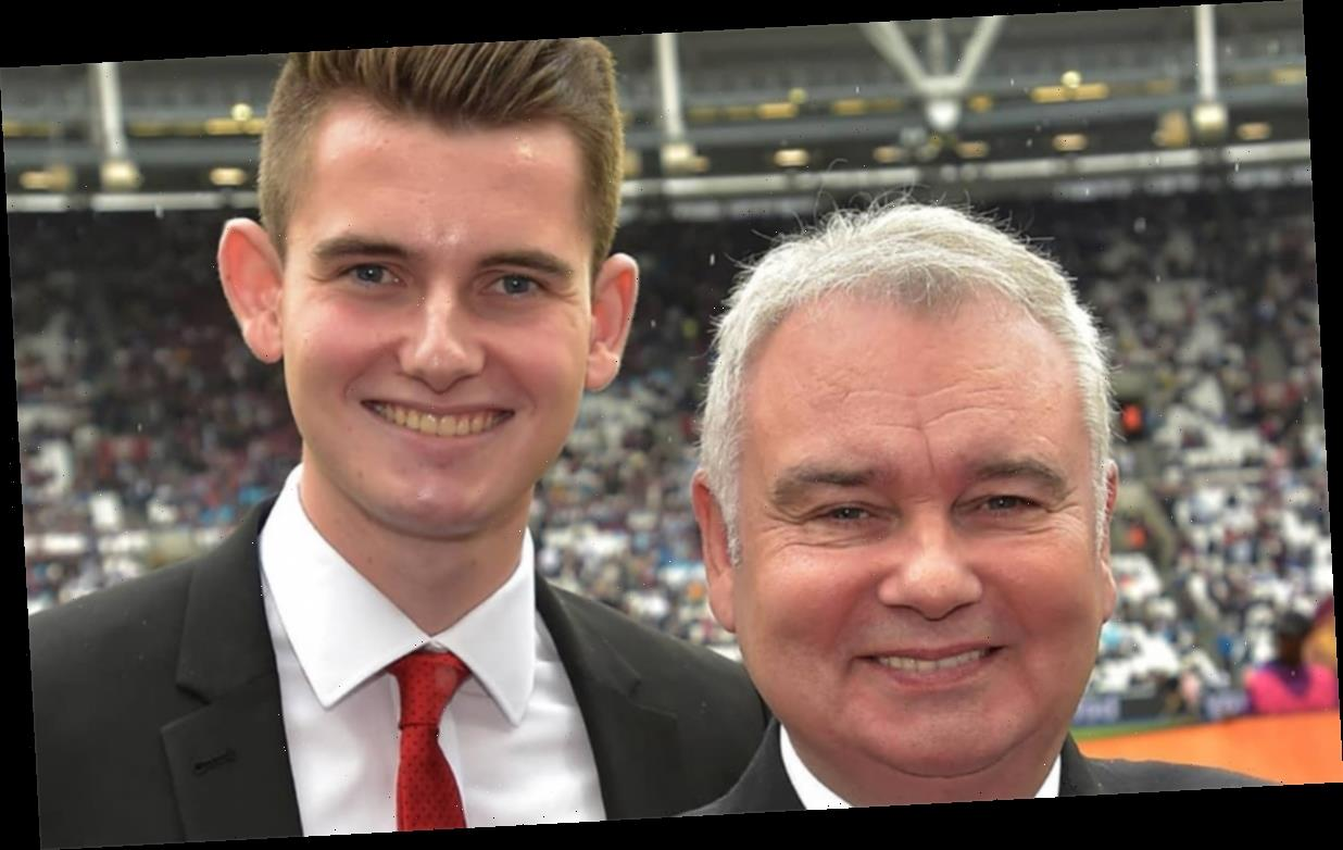 This Morning star Eamonn Holmes shares his upset over son Jack