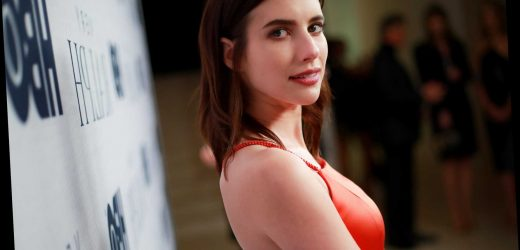 Emma Roberts Looks Chic AF While Showing Off Her Baby Bump