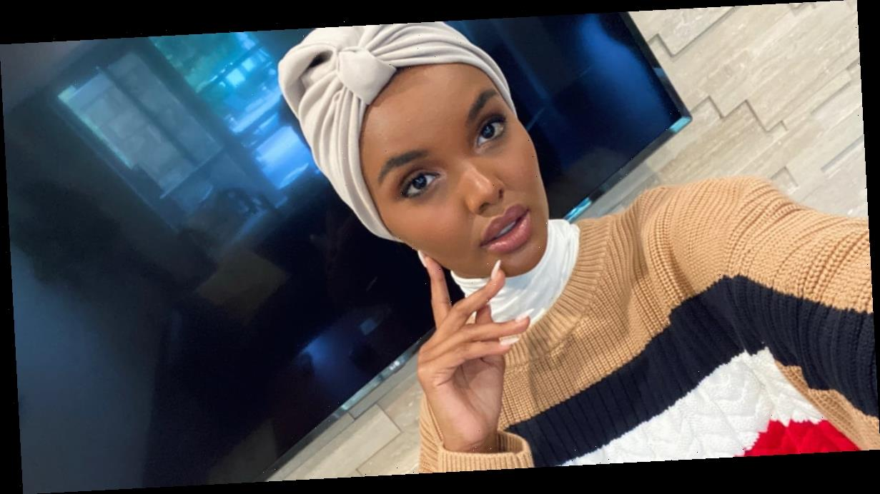 "Halima Aden on Diversity in the Modeling Industry: ""This Isn't a Trend . . . These Women Are Here to Stay"""