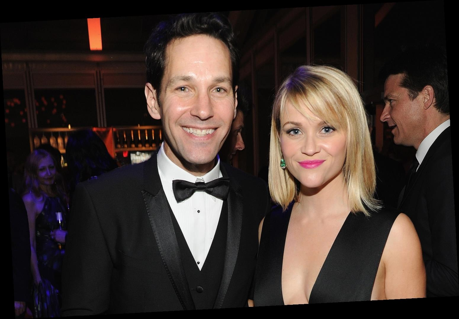 Reese Witherspoon Shares Throwback Selfie with Paul Rudd — and Looks Just Like Daughter Ava!