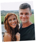 Audrey Roloff Honors Husband on Wedding Anniversary, Makes Fans Cringe