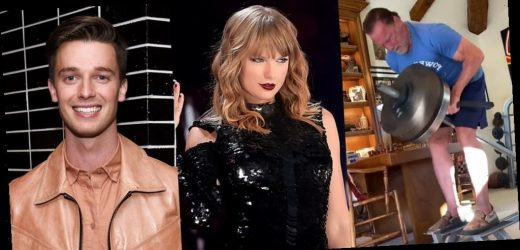 Arnold Schwarzenegger Works Out to Taylor Swift Music – See His Son Patrick's Reaction!
