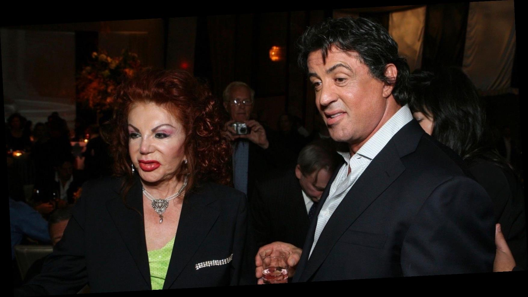 Sly's Mom Jackie Stallone Dies At 98