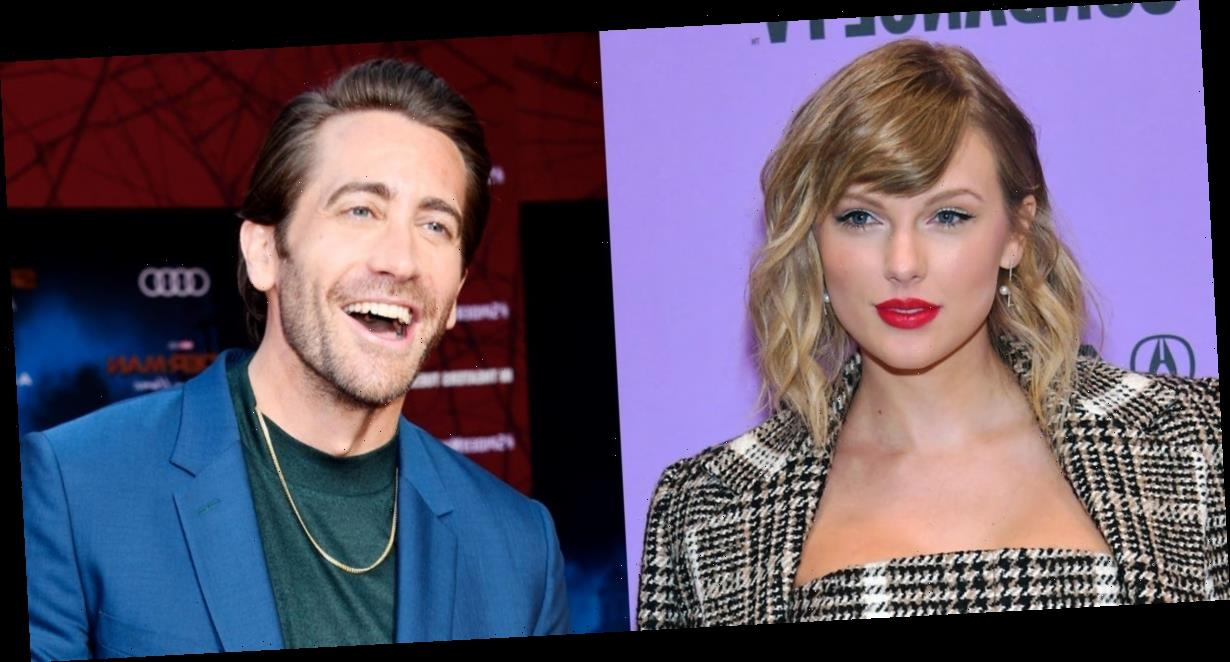 Jake Gyllenhaal is being trolled with Taylor Swift lyrics after sharing a photo of himself as a little kid with glasses