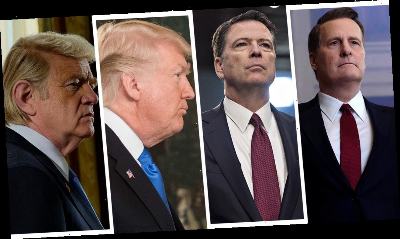 'The Comey Rule' Guide to the Cast and Their Real-Life Counterparts