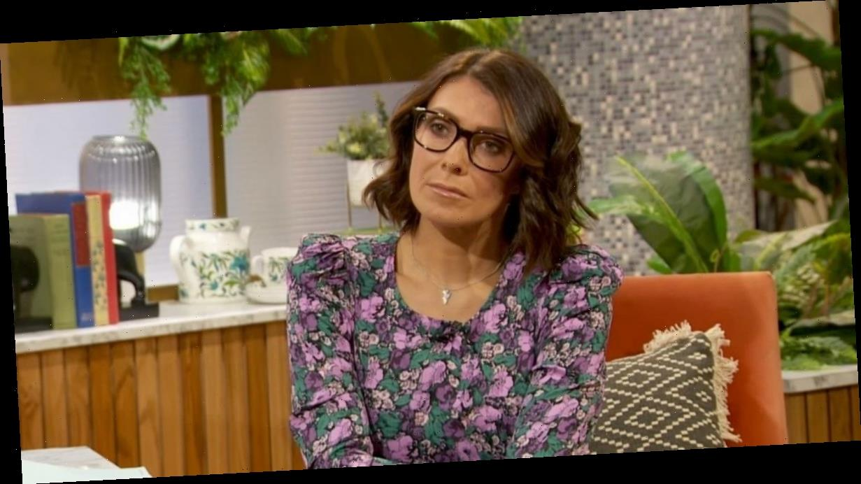 Kym Marsh looks gorgeous in floral dress on Morning Live – copy her look for £17.99