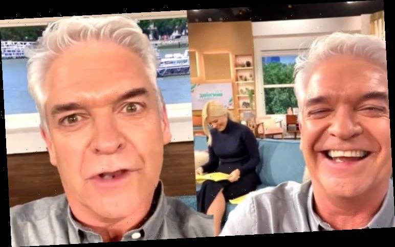 Phillip Schofield and Holly Willoughby in major This Morning interview blunder: 'So sorry'