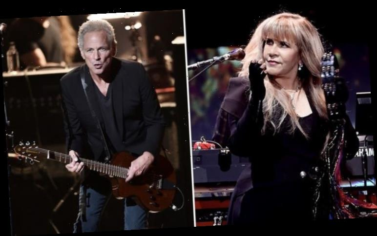 Fleetwood Mac: Stevie Nicks on Lindsey Buckingham and how stopping singing 'would KILL me'